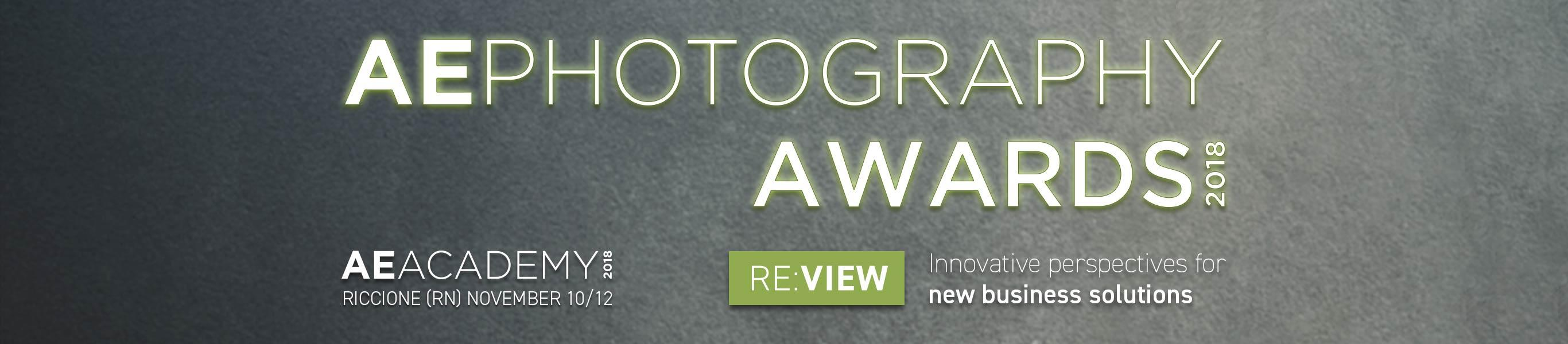 AE PHOTOGRAPHY AWARDS 2nd Edition